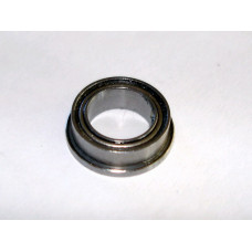 Bearing flanged with ceramic balls, 6.35x9.525x3.175