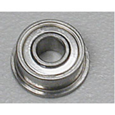 Bearing flanged with ceramic balls, 3.175x7.938x3.571