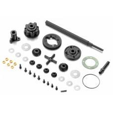 Gear Differential 1/12 Pan Car (kit)