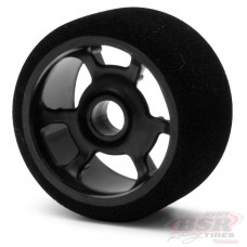 Front Wheels 1/12, BSR Blue (2)